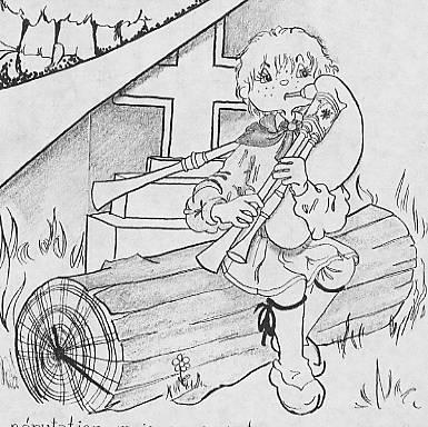 dessins musiciens classiques humoristiques