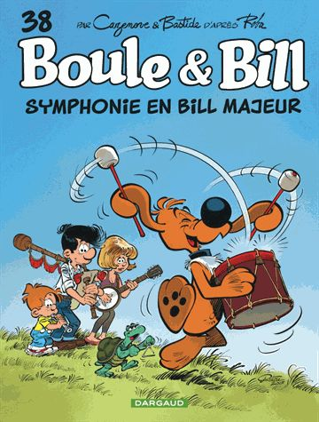 bandes-dessinées, humour et cornemuses (bagpipes and comics)