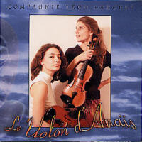 Le violon d'Anaïs CD