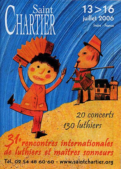 rencontres internationales saint chartier)
