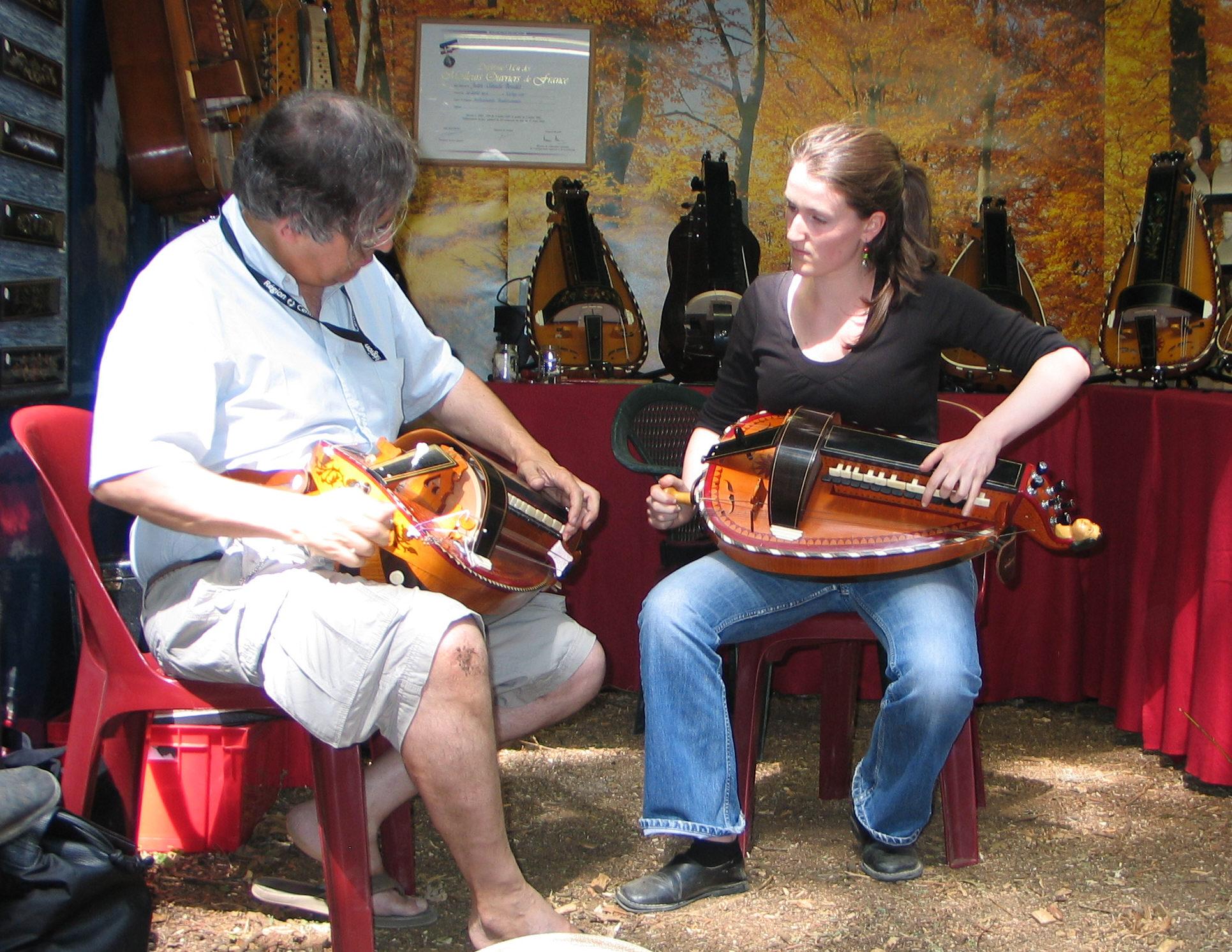 Rencontre luthiers chateau d'ars 2016