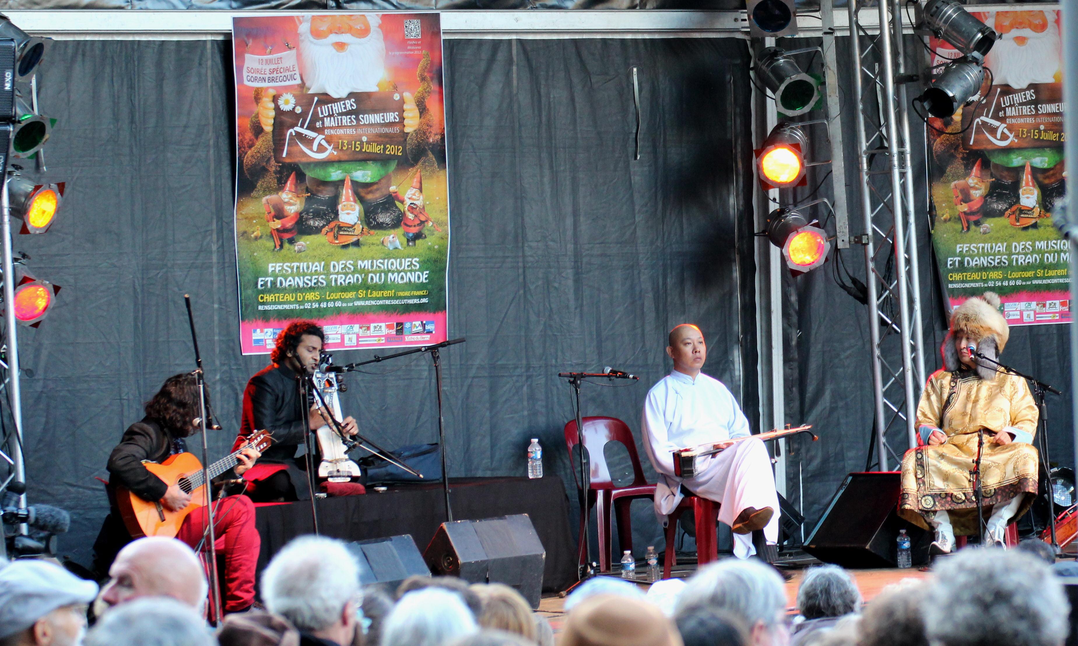 rencontres de saint chartier 2012